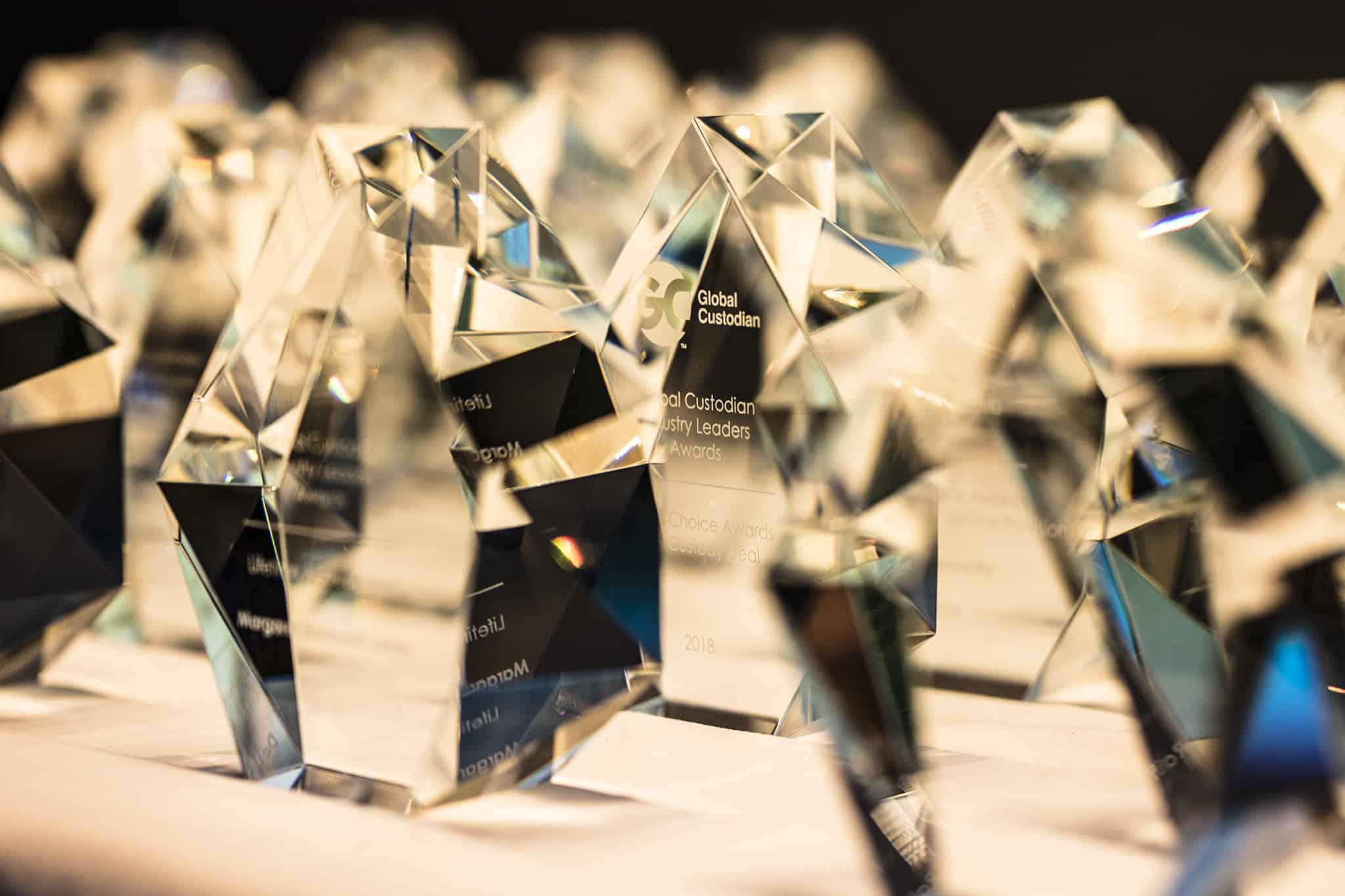 Global Custodian's Industry Leaders award winners announced