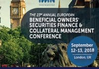 AFME's 12th Annual European Post Trade Conference | 8 May 2019  etc. Venues, London