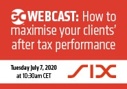 GC Webcast: How to maximise your clients' after-tax performance | 7 July