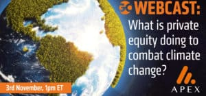 GC Webcast: What is private equity doing to combat climate change?